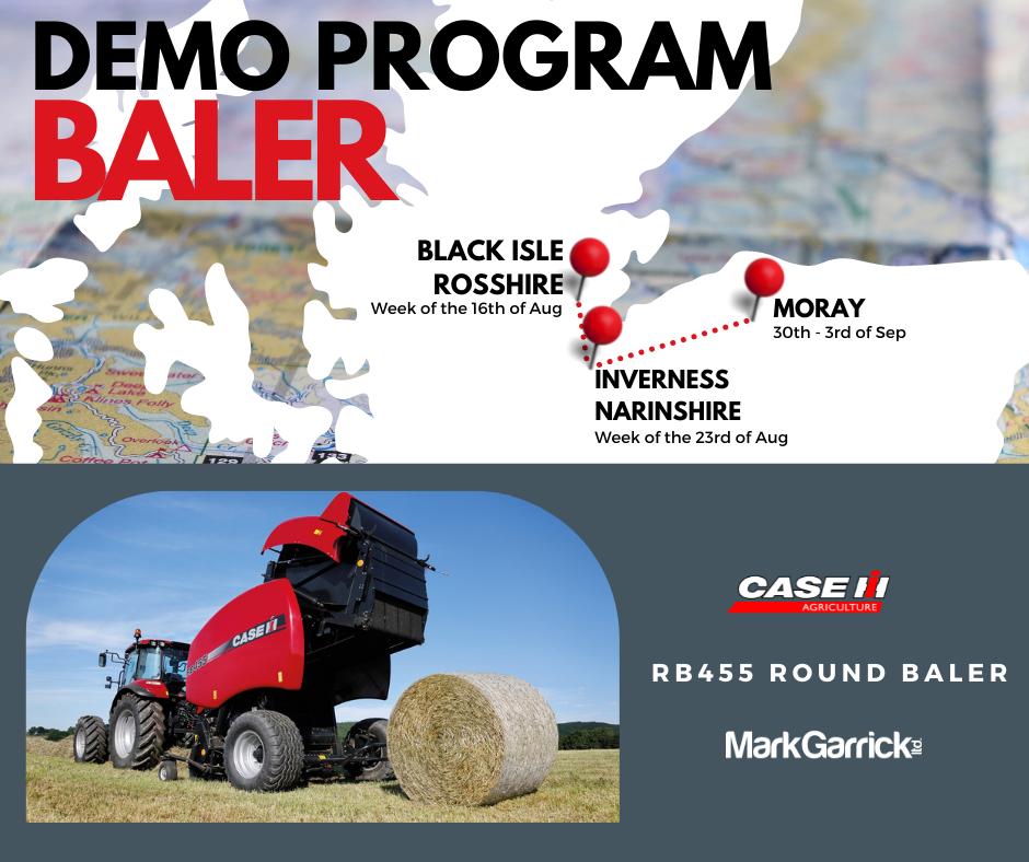 Demo Baler Program